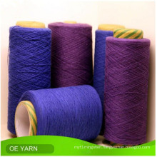 Low Price Cheap Recycled Cotton Yarn for Jeans