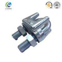 Adjustable metal JIS type wire rope clamp