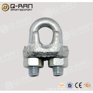 Wire Rope Accessories Carbon Steel Galvanized Clamp