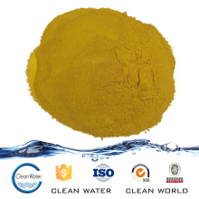 polymer polyferric sulfate PFS CAS 10028-22-5 for water treatment
