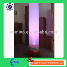 Inflável levou iluminação inflável inflável iluminação inflável para decoração
