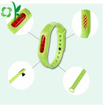 Eco-vriendelijke Simple High-end Silicone Mosquito Bands