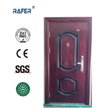 Puerta de seguridad de acero 3D (RA-S001)