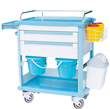 Abs Treatment Cart