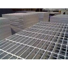 Anti Rust Hot Dipped Galvanized Stainless Metal Bar Steel Grating for Walk Shop