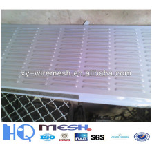 Aluminum noise barrier panel from guangzhou
