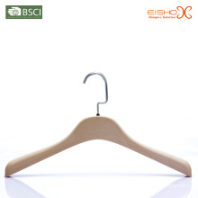 Eisho Flocked Velvet Plastic Hanger