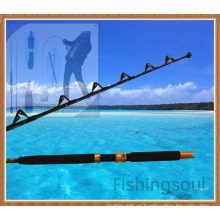 GMR001 Solid expoxy Game Boat Fishing Rod