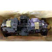 Pompe hydraulique reconstruite Kawasaki pour pelle Kobelco 200-8