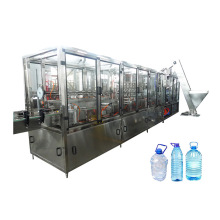 Pure Water Linear Water Filling Machine
