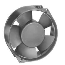 Высокая производительность 150mmx150mmx55mm пластичная Турбинка DC15055 осевой вентилятор