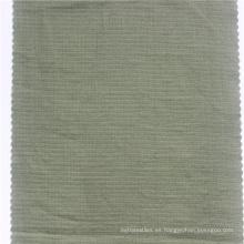 Hangzhou spandex tejido de satén teñido de tela de algodón bandung