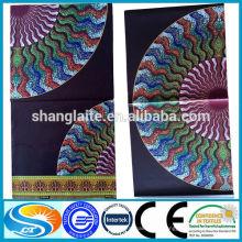 Cera de impressão batik tecido