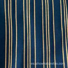 Ponti Roma Stripe Yarn Dyed