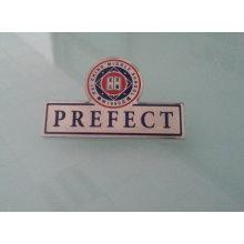 Prefeito Emblema, Alfinete de Lapela Nome Personalizado (GZHY-LP-027)