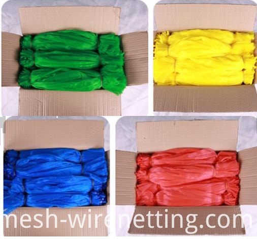 tube sleeve mesh