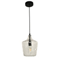 Lustres de plafond modernes suspension suspension en verre