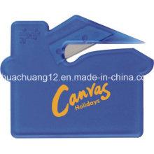 2015 Горячая продажа пластиковых конверт визитная карточка письмо нож (LP499)