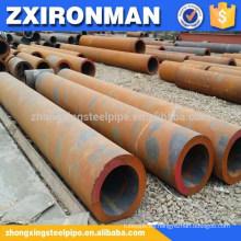 diámetro grande grande SCH120 carbono tubos de acero sin