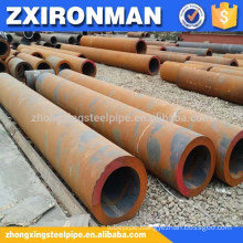 large diameter big SCH120 carbon seamless steel pipe