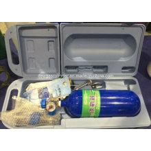 0.7L High Pressure Medical Oxygen Cylinder