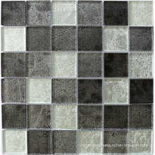 Building Material Moroccan Tiles Glass Mosaic