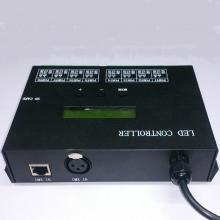 8-портовый светодиодный контроллер для WS2811 SK6812 RGB Light
