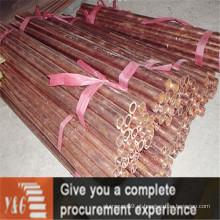 Tubos de cobre C11000 para aplicações industriais
