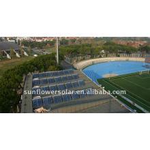 Chauffe-eau solaire Jiangsu-Integrated à haute pression Chauffe-eau solaire avec SOLAR KEYMARK & SRCC