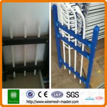 Qualitätszinkstahlzaun mit ISO9001