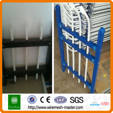 High quality zinc steel fence with ISO9001