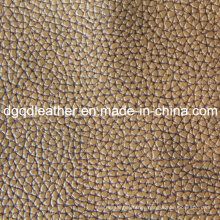 Good Scratch & Two-Tone Color Furniture PVC Leather (QDL-PV0175)