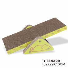 Cartón corrugado rascarse juguete de gato (yt84209)