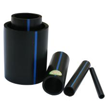 12 inch unique black pressure water supply plastic hdpe pipe