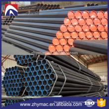 Tubo de aço / tubo de tratamento de superfície de pintura
