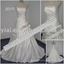 2011 latest elegant drop shippiong freight free ball gown style 2011 wedding dress JJ2357
