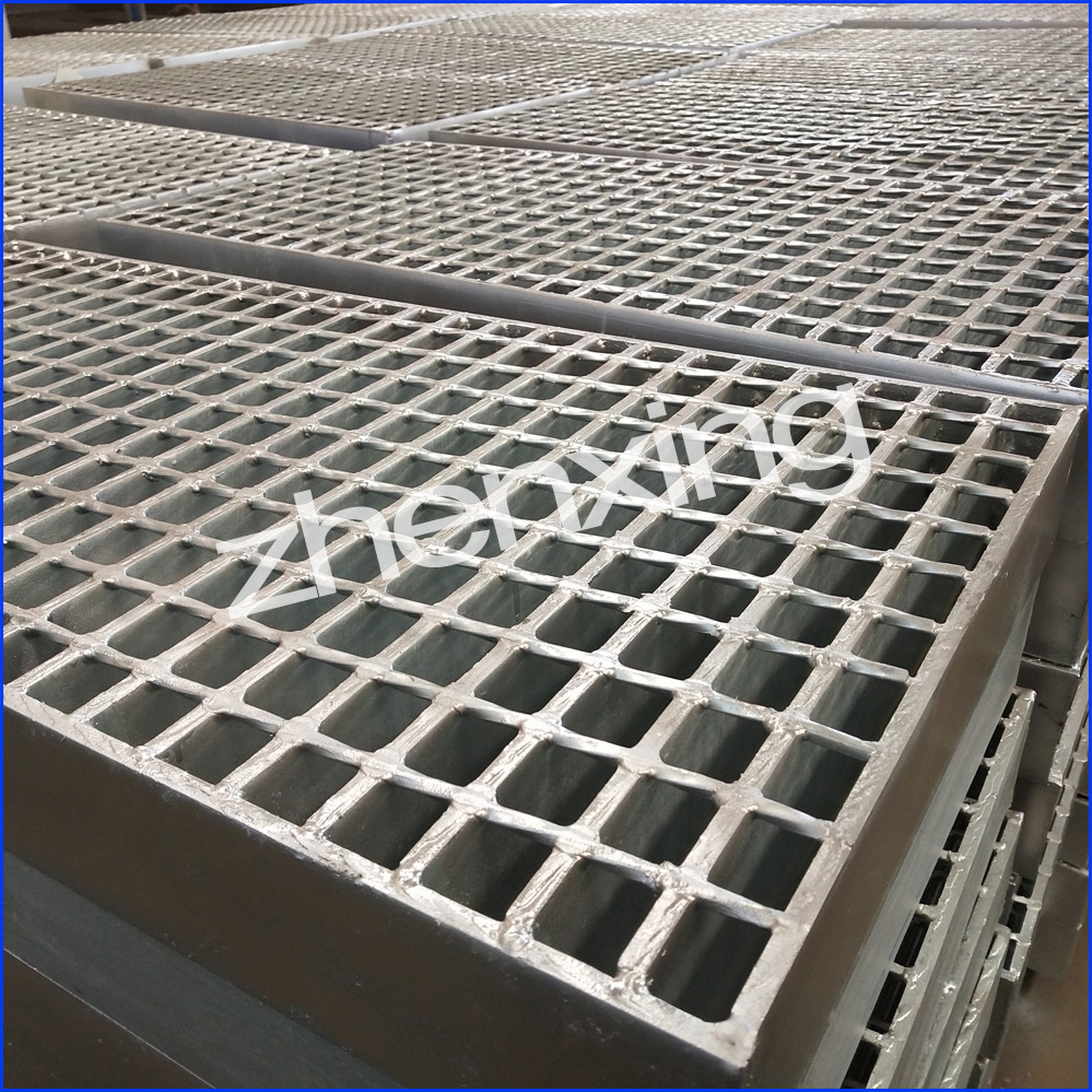 Heavy-Duty Bar Grating