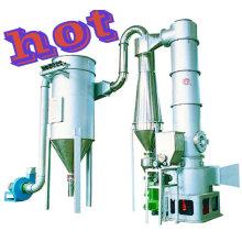 Secagem por vaporização rotativa