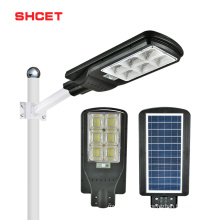 Integrated Outdoor Waterproof IP65 200w 300w 400w All In One Led Solar Street Light