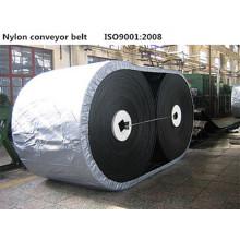 Banda transportadora de Nylon goma se multiplican