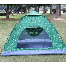 200*200*150 Waterproof Tent, Cheap Green Camping Equipment