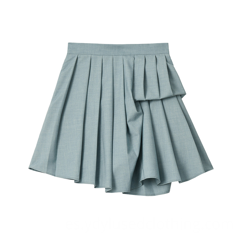 Women`s chemical fiber skirt