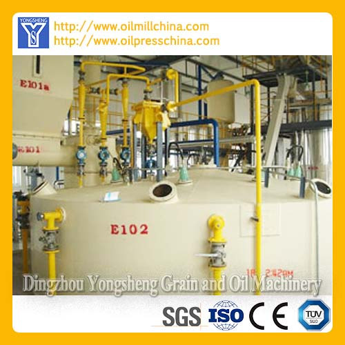 Vegetable Oil Solvent Extraction Machine