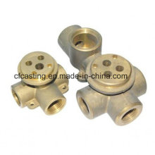 Forged Brass Valve Body for Valve Part