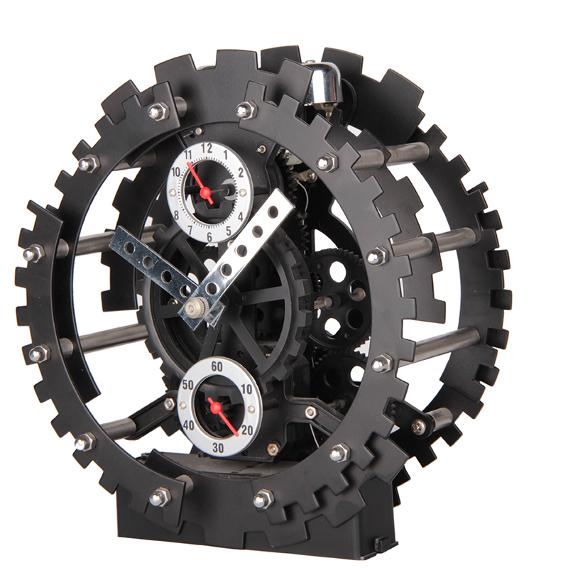 Gear Table Clock
