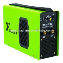 Máquina de soldadura inversor mma-180
