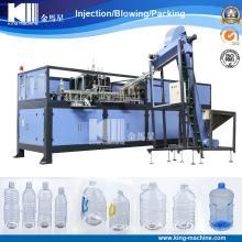 Máquina que hace la botella automática / máquina que sopla de la botella del animal doméstico