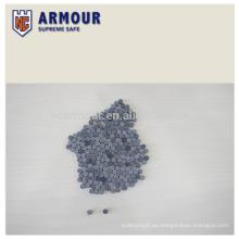 Materiales ligeros a prueba de balas SIC