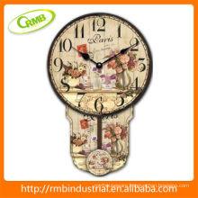 2014 hot vintage ajanta wall clock models(RMB)