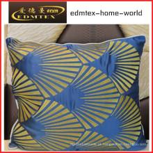 Bordados decorativos almofada de veludo de moda travesseiro (EDM0324)